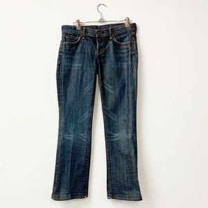 COH Kelly #001 Stretch Low Waist Boot Cut Jeans 28